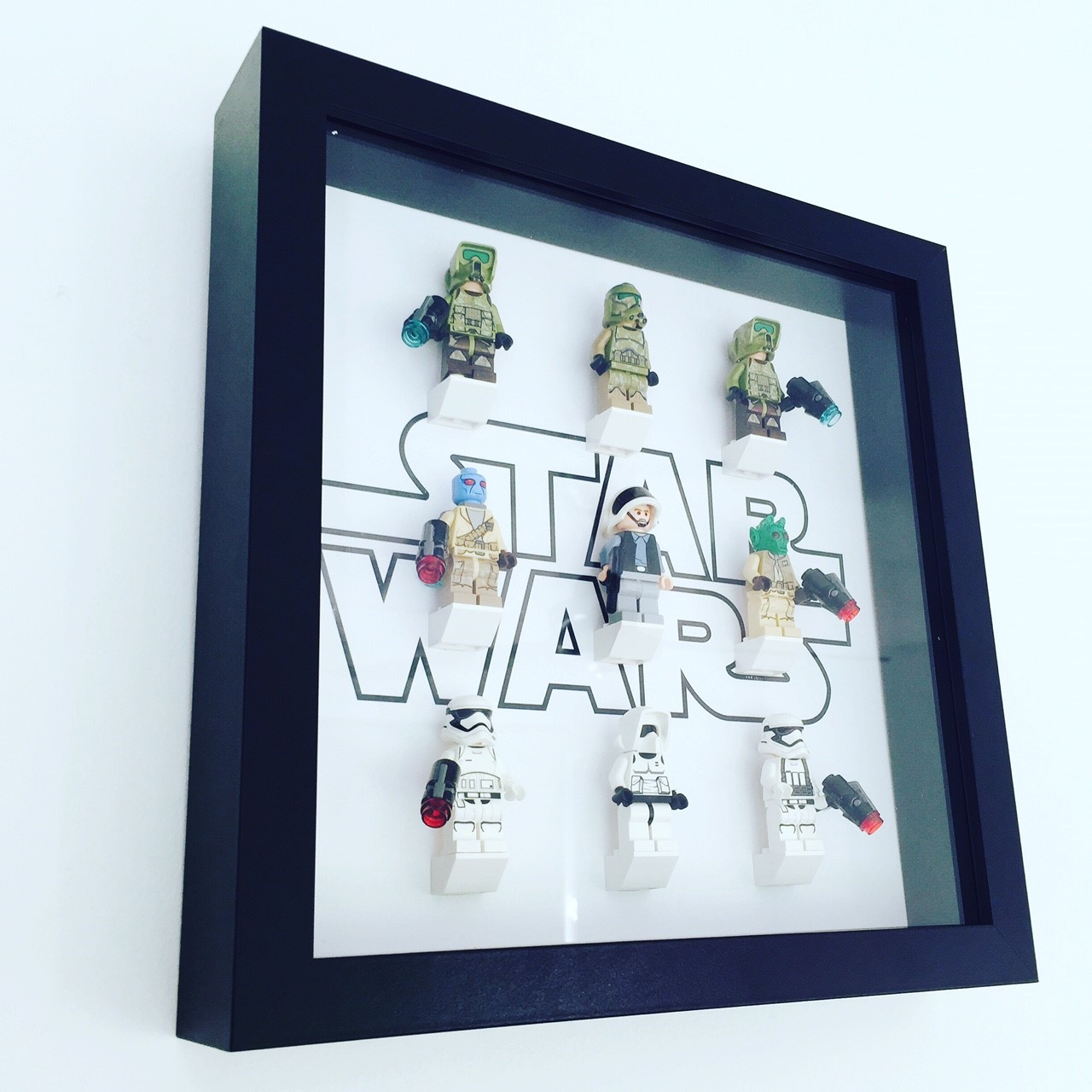 star wars black frame